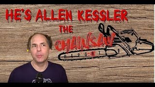 The Chainsaw Report is BACK with Poker Player Allen Kessler