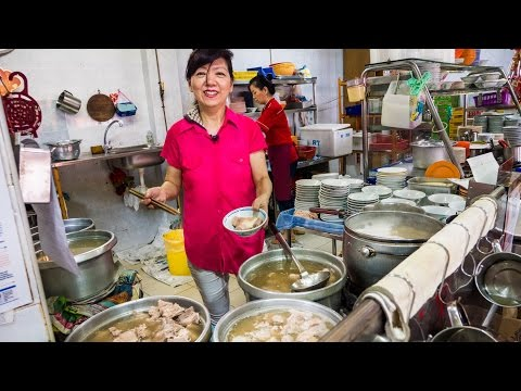 Singaporean Food - Amazing BAK KUT TEH in Singapore at Outra