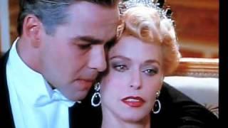 "Sascha Hehn and Farrah Fawcett in the 1987 Film: ""Poor little rich girl"""