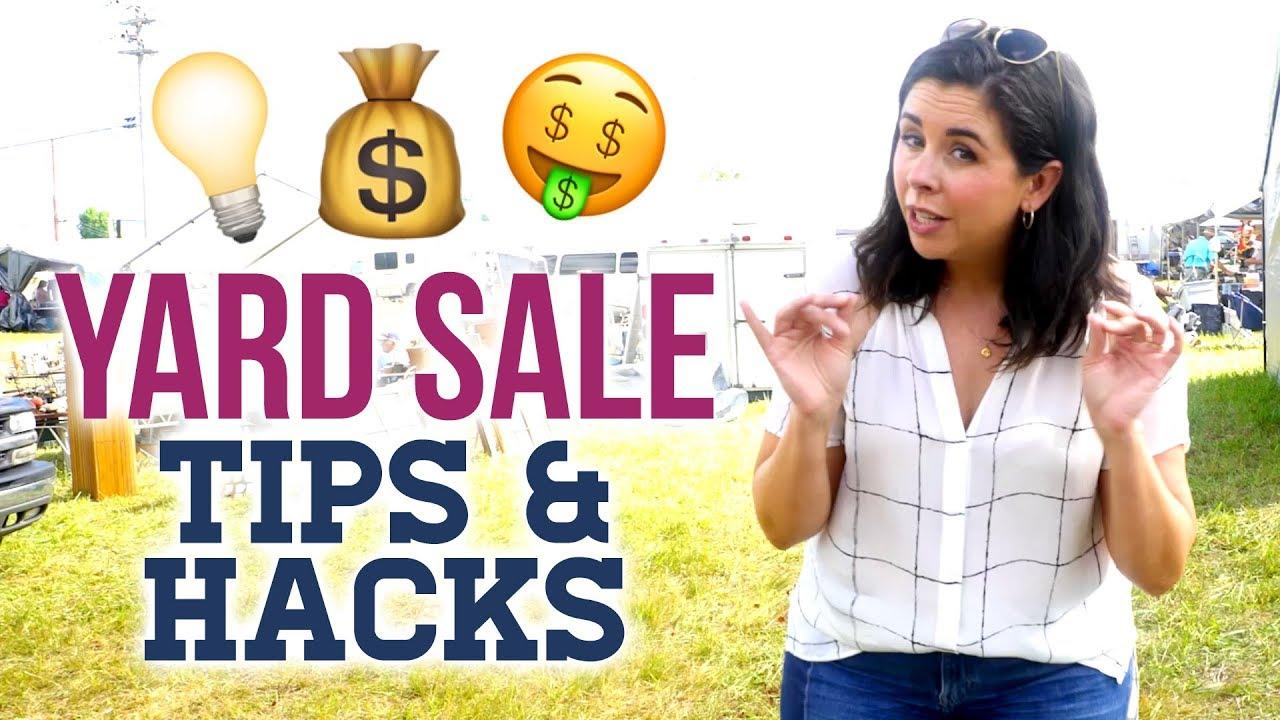 6 Yard Sale Tips & Hacks from the World\'s Longest Yardsale - HGTV ...