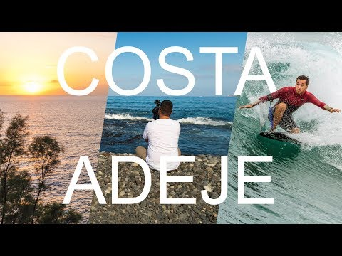 COSTA ADEJE - TENERYFA VLOG #1 🇪🇦
