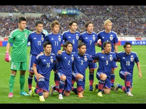 サッカーW杯第2戦日本代表vsギリシャ代表試合結果