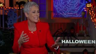 Jamie Lee Curtis On 40 Years Halloween & Being The Queen Of Horror