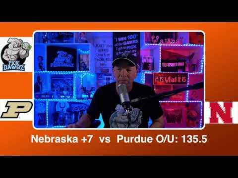 Nebraska vs Purdue 2/20/21 Free College Basketball Pick and Prediction CBB Betting Tips