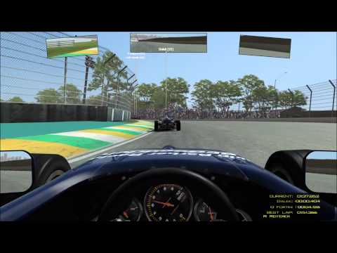 R Factor 2 online race @ Sao Paulo  ISR Skippy public server