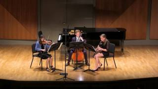 JCM-LA Season 2016-17 Final Concert: Mercadante Trio in E flat