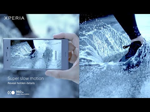Introducing Xperia™ XZ1 – Imagine a richer experience