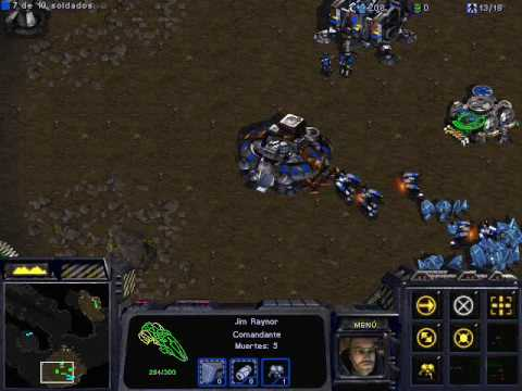 Juguemos a Starcraft- Terran 1