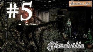 Resident Evil HD Remaster Прохождение за Джилл #5: Растение-мутант