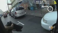 Body Cam Video Shows San Francisco Police Shooting Man After Glass Bottle Attack