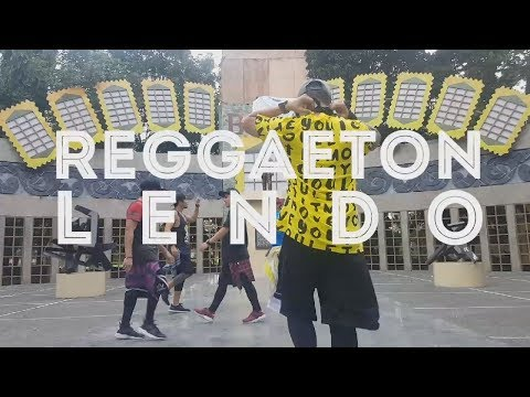 REGGAETON LENTO by CNCO   Reggaeton   Zumba   Kramer Pastrana