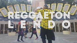 REGGAETON LENTO by CNCO | Reggaeton | Zumba | Kramer Pastrana