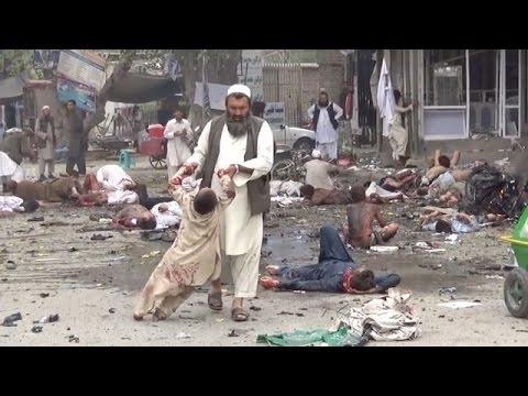 Afganistán: 33 muertos en ataque bomba