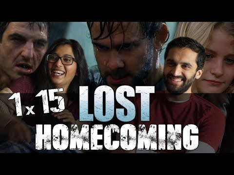 Lost - 1x15 Homecoming - Nikki Reacts!