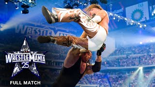 FULL MATCH - Undertaker vs. Shawn Michaels: WrestleMania XXV
