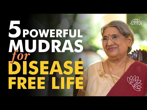 Download 5 Best Mudra's for Total Wellness | Dr. Hansaji Yogendra