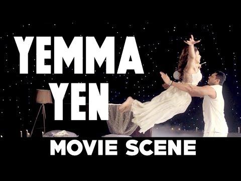 Vanamagan - Love Scene   Jayam Ravi, Sayyeshaa   Harris Jayaraj   A. L. Vijay