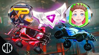 Mexify wettet mit MK - 2s Ranked | Rocket League