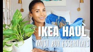 IKEA Haul + Must Buy Essentials