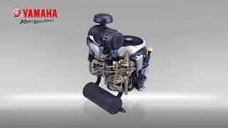 Yamaha MX825V Carb