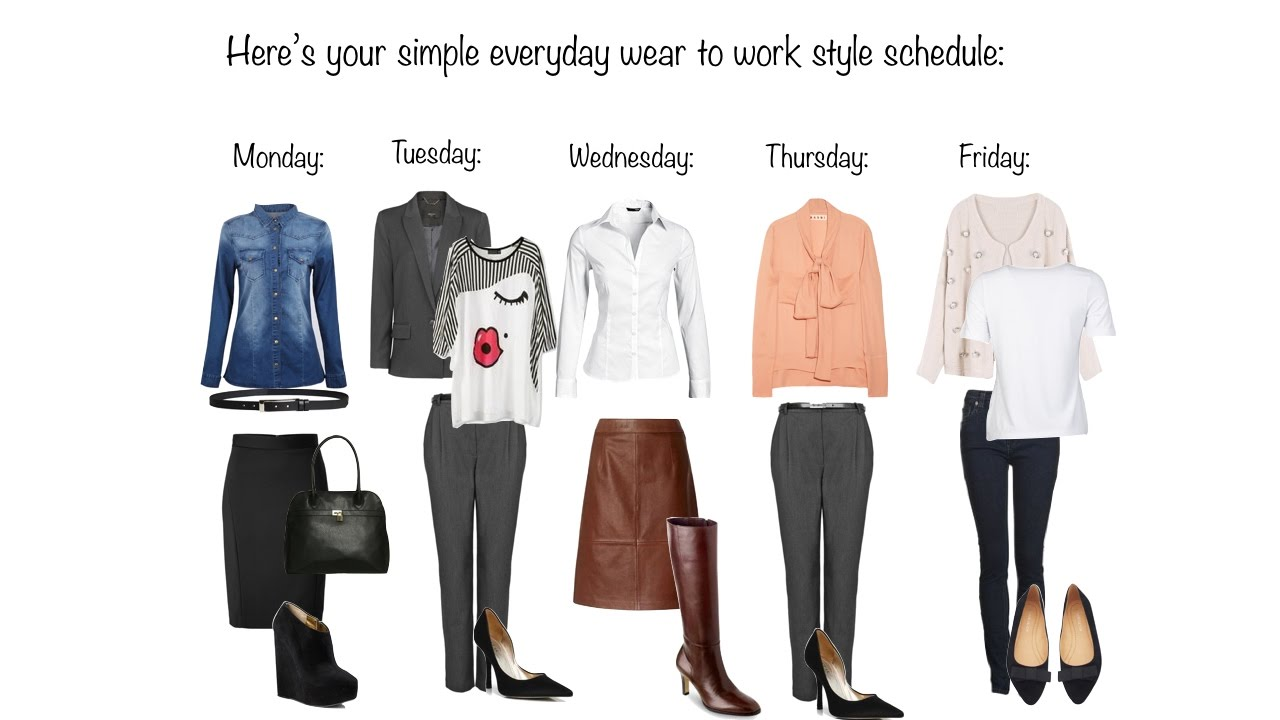 simple everyday wear to work styles just set it and forget it simple everyday wear to work styles just set it and forget it