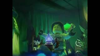 Злодеи Лего ниндзяго я словно монстер песня