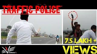 Traffic  Police in Different States   Ventilator's