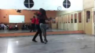 Ballroom Samba 2012 - Jimmy de Oliveira e Yolanda Reis
