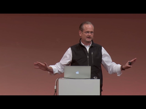 Political leadership in times of digital populism | Lawrence Lessig | TEDxBerlinSalon