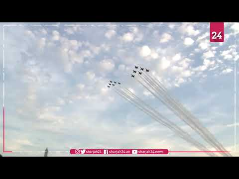 Military Aircraft Perform Flyover At DC On July 4th