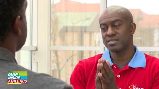 IAAF Inside Athletics - Season 2 - Episode 4 with World and Olympic champion Allen Johnson
