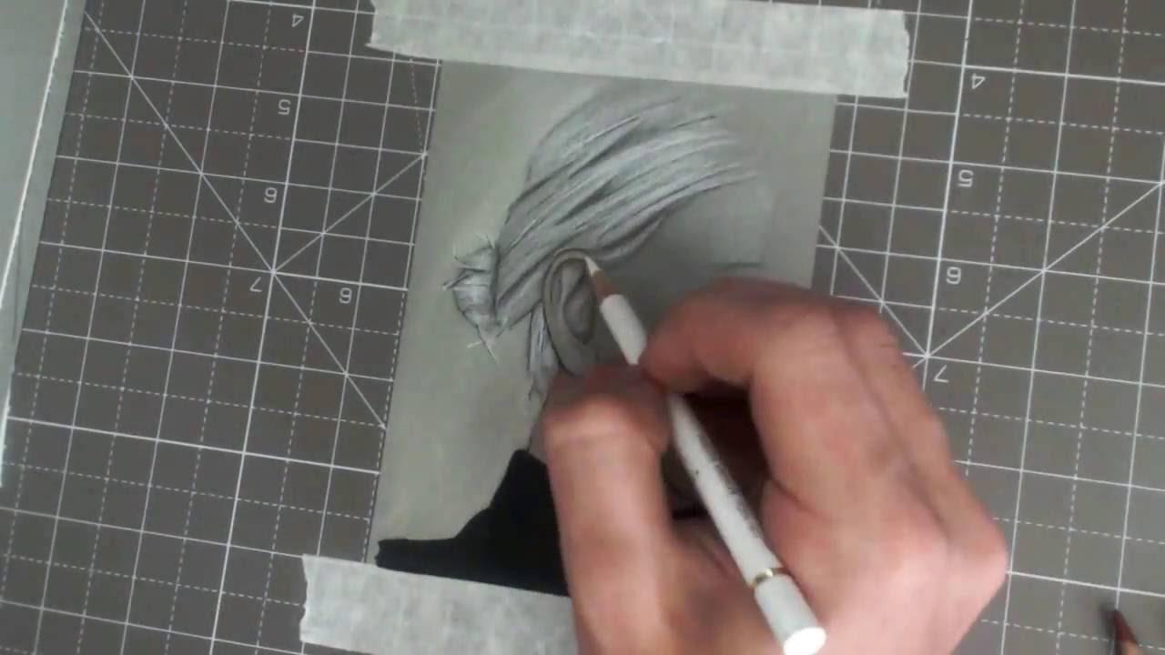 Aesthetic Drawing Episode 1 Alpha Art Youtube