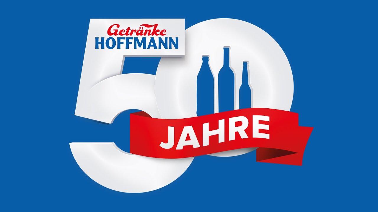 50 Jahre Getränke Hoffmann - YouTube