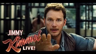 Chris Pratt on Working with Spielberg