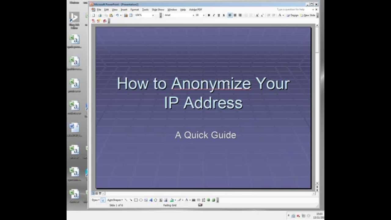 Анонимайзер - Узнать IP адрес