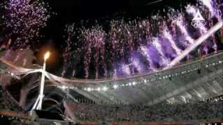 Lighting of the Cauldron - Athens 2004
