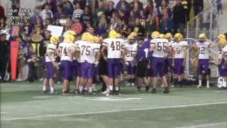 2013 Division IV AZ Football State Playoff Semi-Final Game: Blue Ridge vs. Show Low