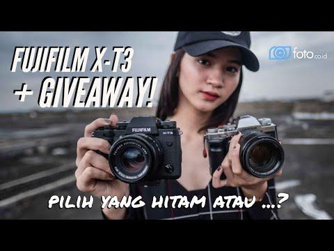 Review Fujifilm X-T3 + Giveaway!