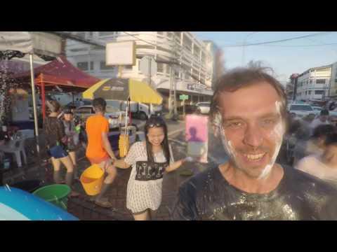 Songkran - Laos - 2017