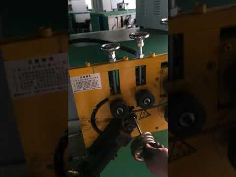 Small Metal Ring Curtain Ring Making Machine