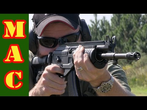 New Galil Ace Rifle from IWI