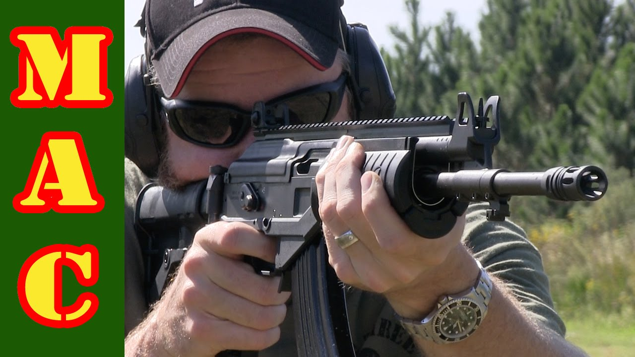 New From IWI US: Galil ACE Pistol and Rifle - The Truth