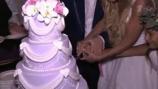 Наш свадебный торт для Даны Борисовой! (Эфир программы