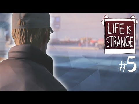 UN NOUVEAU DANGER ? - Let's play Life is strange #5