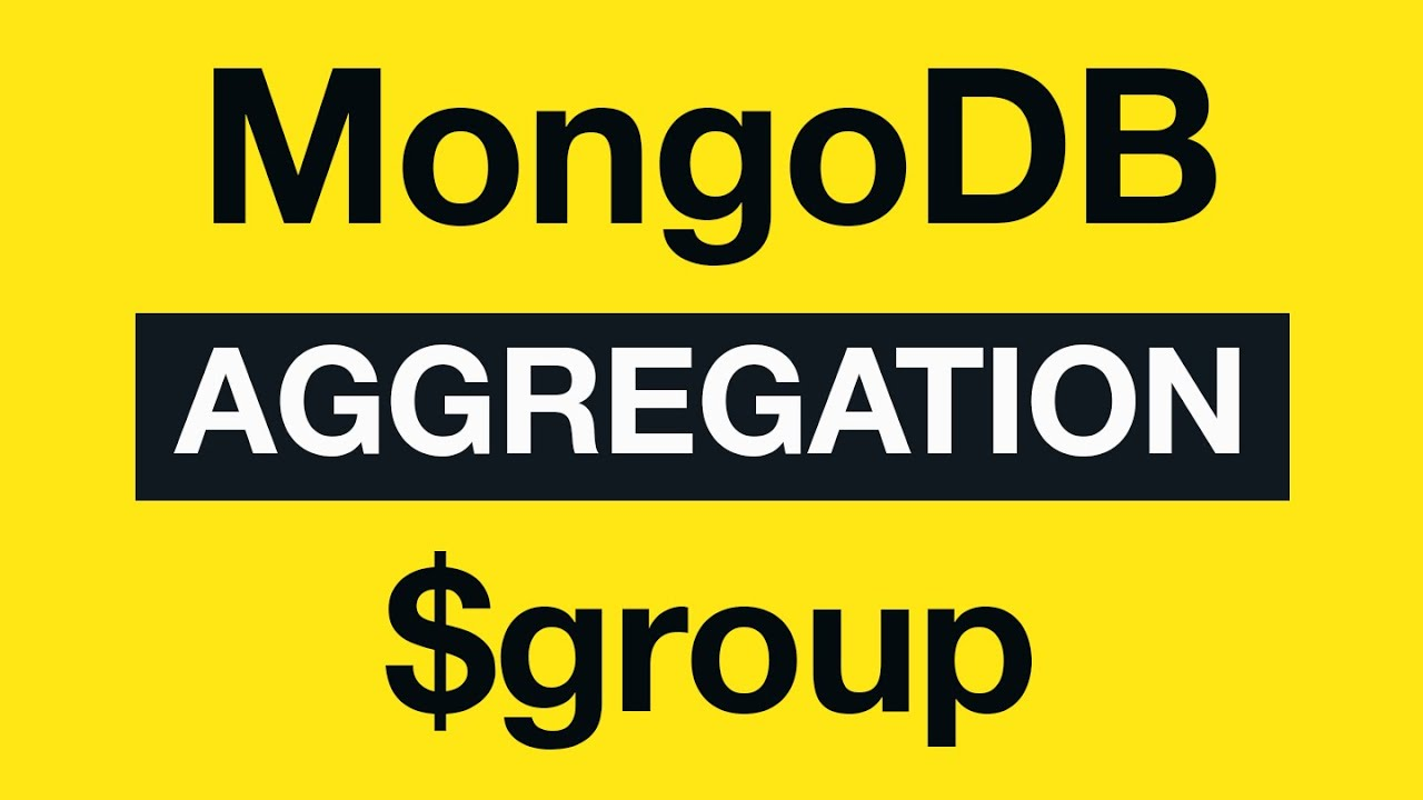 12 Aggregation Example 4 $group by multiple fields - MongoDB Aggregation  Tutorial