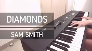 Diamonds - Sam Smith (Piano Cover) + SHEET MUSIC