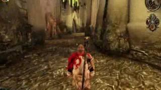 Let's Play Dragon Age: Origins (Mage) - Part 129 - Golem Time