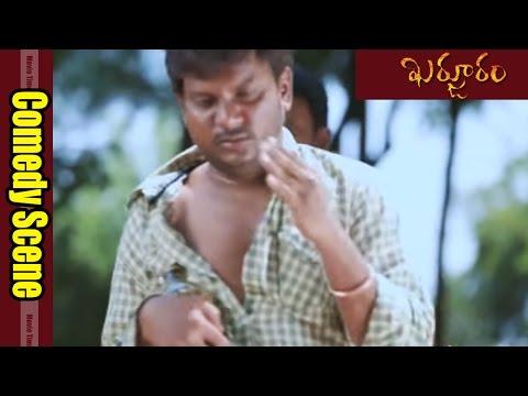 Thagubothu Ramesh Exlent Drinking Comedy Scene || Kharjooram Movie || Raj Veerat,Geetha Pallavi