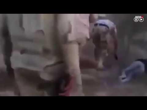 Un vídeo muestra