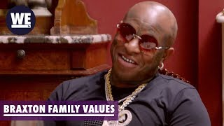 Toni & Birdman Getaway | Braxton Family Values | WE tv